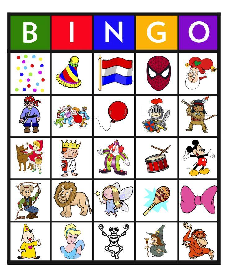Bingo: carnaval 3