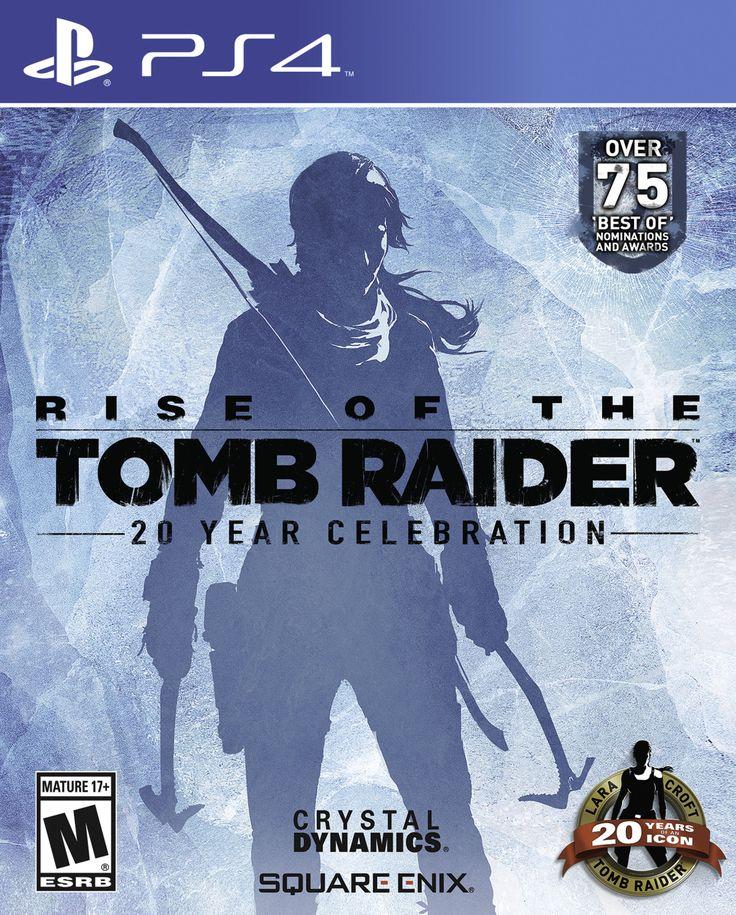 Ya tenemos fecha oficial para disfrutar de Rise Of The Tomb Raider en Play Station 4 y será con un pack celebración 20 años de lo más goloso, ¡Todos los detalles que necesitas en la web!!  http://www.livingtombraider.com/rise-tomb-raider-play-station-4/  #TombRaider20 #TombRaider #LaraCroft #PS4 #PlayStation