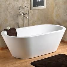 free standing bath tubs google search - Stand Alone Tub