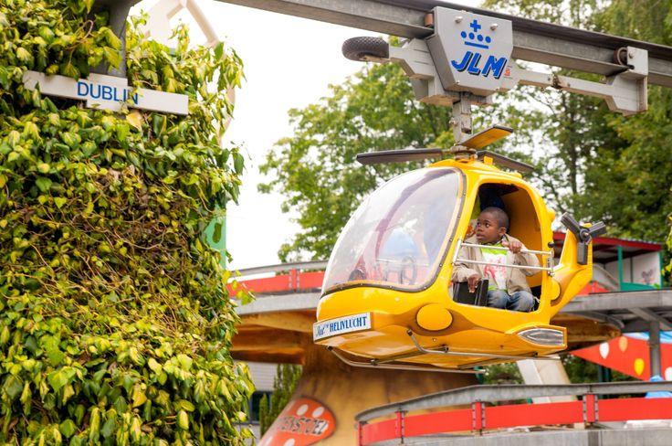 De helikopterbaan
