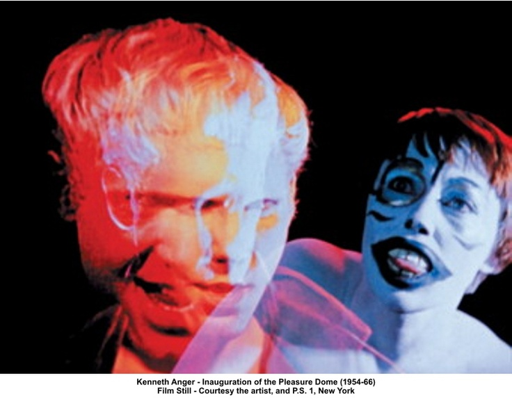 KennethAnger Inauguration of the Pleasure-Dome