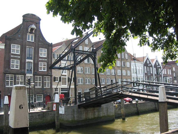 Ophaalbrug Kuipershaven (foto Astrid den Hartog)