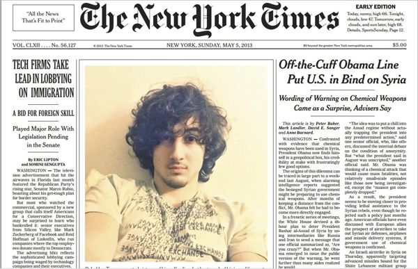 David Blumenkrantz: Rolling Stone Magazine columnist explains the publication's decision to put Boston Marathon bomber Dzhokhar Tsarnaev on the cover, a decision that outraged a lot people. http://www.rollingstone.com/politics/blogs/taibblog/explaining-the-rolling-stone-cover-by-a-boston-native-20130719