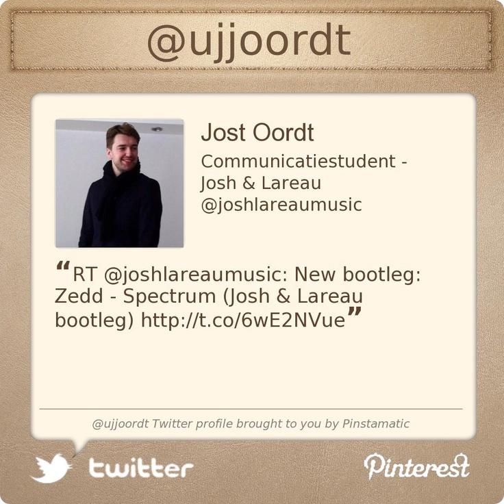 @ujjoordt's Twitter profile courtesy of @Pinstamatic (http://pinstamatic.com)