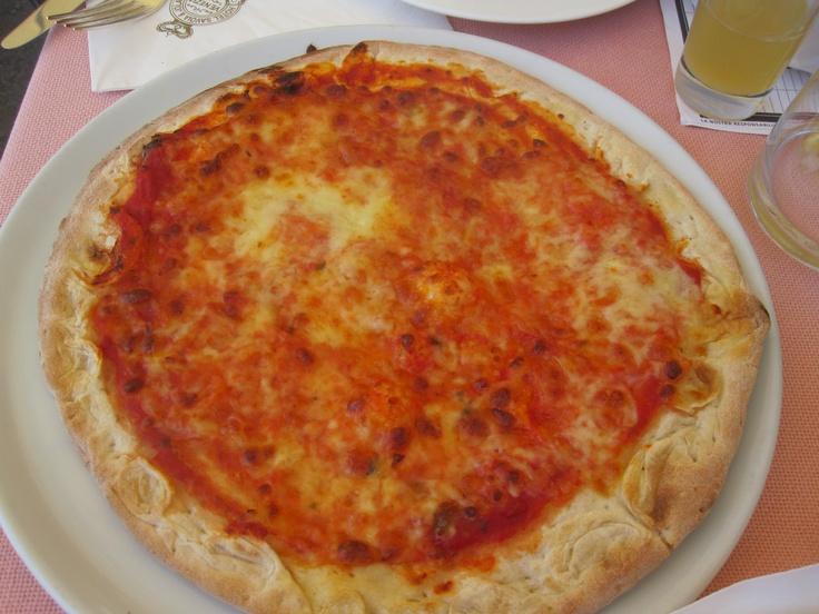 Delicious #Pizza in beautiful #Venice