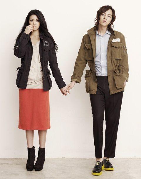 Jang Geun Suk & Kim Ok Bin Codes Combine Hiker 07