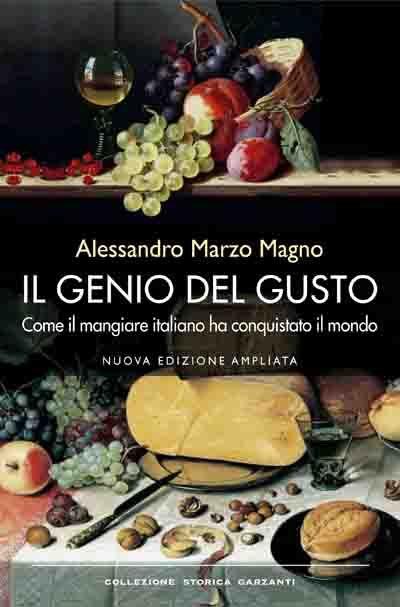 Il genio del gusto 2015 - Alessandro Marzo Magno