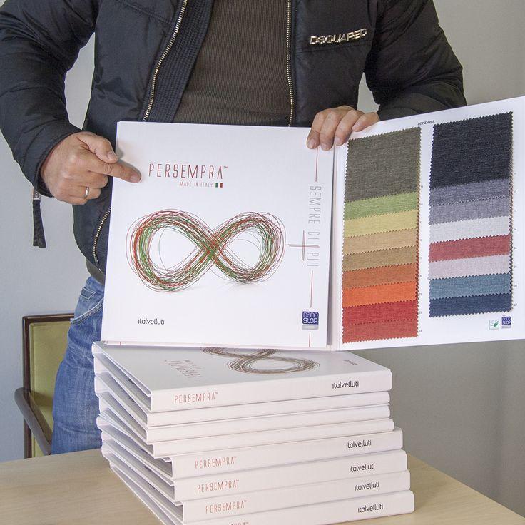 Раді поділитися фантастичною новиною! Нова колекція #Persempra приїхала до нас в нових зручних каталогах. Інноваційні технології захисту, високі технічні показники, неймовірні тактильні відчуття, модна імітація натуральної бавовни як при дотику, так і через запропоновану кольорову гаму. І ще один беззаперечний плюс - ціна!!! ВІД 12,17 євро за метр погонний! Впевнені, вам сподобається! #Italvelluti2016 #Innovation