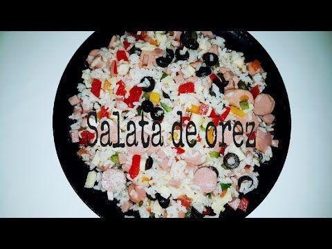 Salata de orez- reteta culinara de vara rapida - YouTube