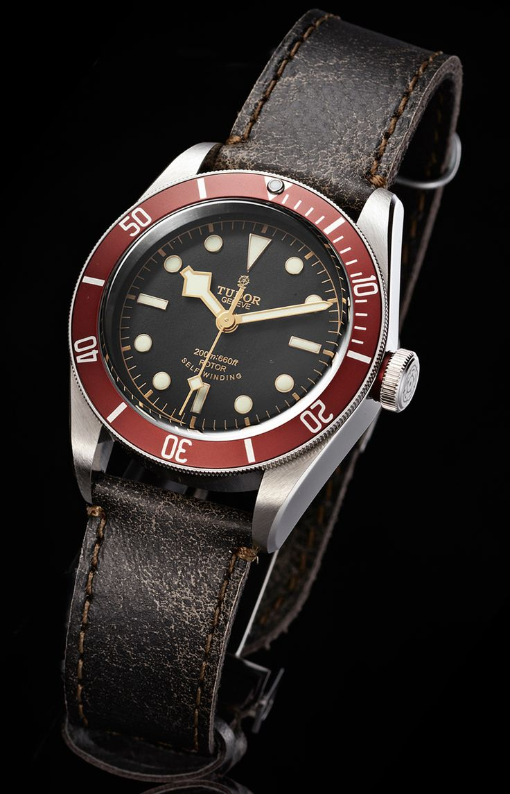 Tudor Black Bay.