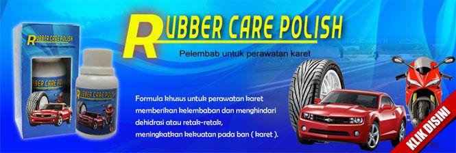 Rubber Care Polish
