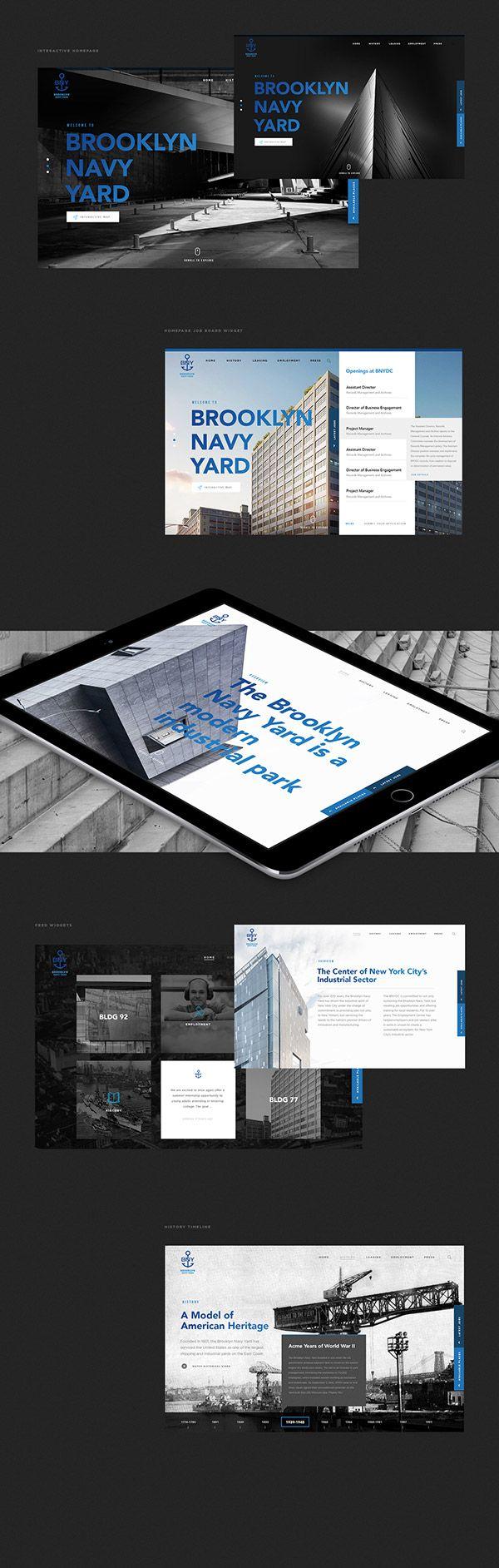 BNY on Web Design Served