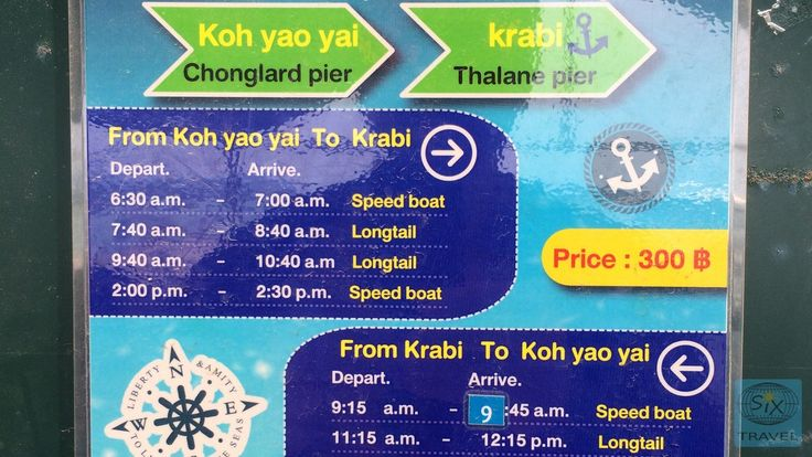 Ko Yao Yai - weg vom Trubel