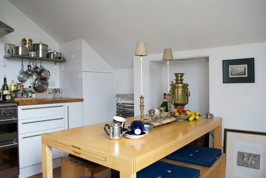 Pi di 25 fantastiche idee su panca per cucina su pinterest panchine per sedere bancone da - Panca e tavolo cucina ...