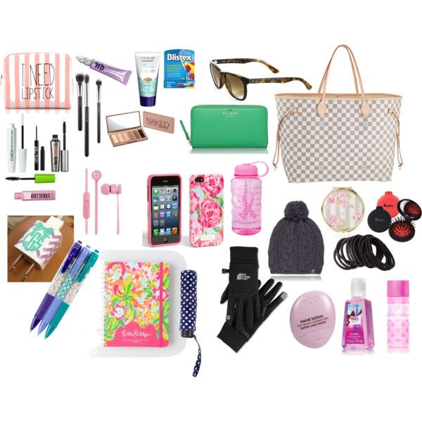 Whats in my purse...