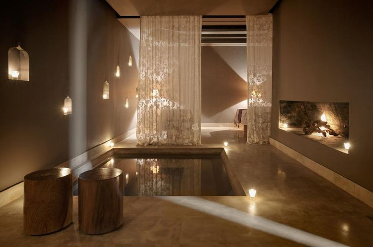 mesmerizing spa bedroom decor ideas | mesmerizing spa room design with amazing lighting ideas ...