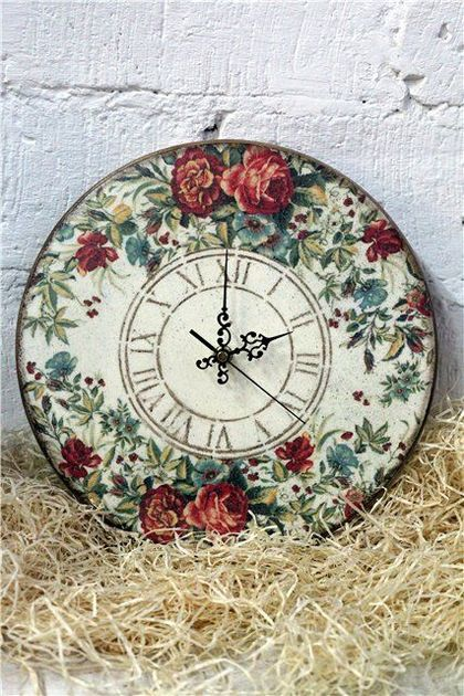 Часы для дома ручной работы. Ярмарка Мастеров - ручная работа Часы. Handmade.
