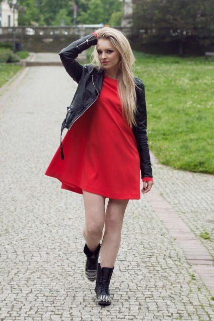 Sangria Dress Barcelona Vibe Collection  Warsaw