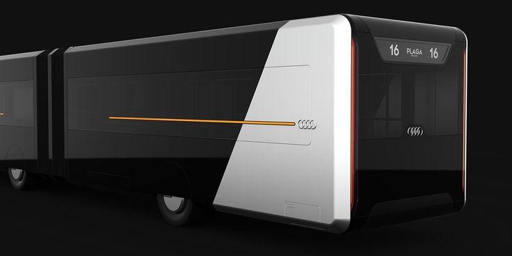 "查看此 @Behance 项目:""Audi City Bus Concept""https://www.behance.net/gallery/46554423/Audi-City-Bus-Concept"