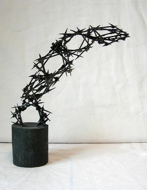 Constructivism movement sculpture project