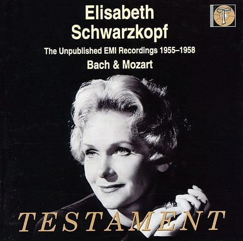 Elisabeth Schwarzkopf: The Unpublished EMI Recordings, 1955-1958 [CD]