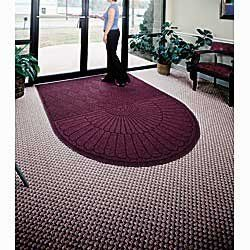 ANDERSEN WaterHog Grand Classic Mats - Burgundy by WaterHog. $242.00. ANDERSEN WaterHog Grand Classic Mats are designed for use in indoor entrances and foyers. Maximum performance mat has thick fibers for scraping and thin fibers for wiping leaving all the dirt and moisture from shoe traffic in the mat. Rubber reinforced face pattern prevents pile from crushing and keeps mat durable for years of service. Water dam fabric border traps more dirt and water and can...