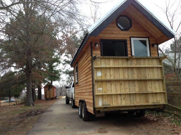 Best Fold Up Deck Tiny House On Wheels Pinterest 400 x 300