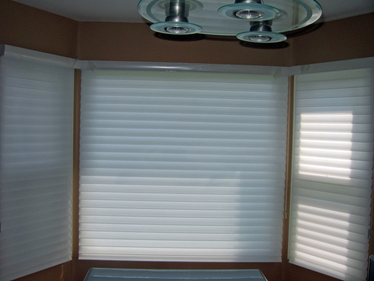 14 Best Bay Amp Bow Window Treatments Images On Pinterest