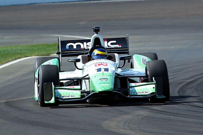 IndyCar: Bourdais leads opening Indy GP practice RACER.com