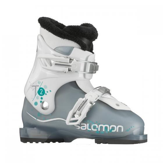 Bottes de ski alpin Salomon T2 Girlie RT Junior
