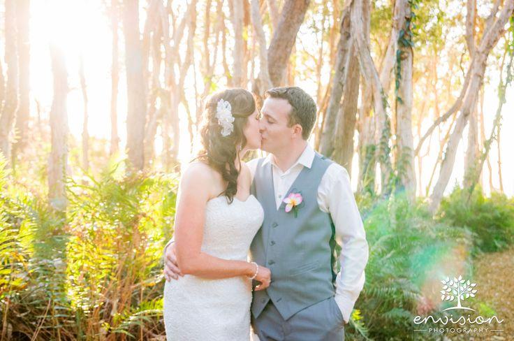 Newlyweds Kara and Aaron <3