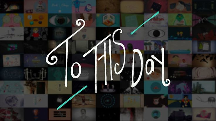 "To This Day is a project based on a spoken word poem written by Shane Koyczan (http://www.shanekoyczan.com) called ""To This Day"", to further explore the profound…"