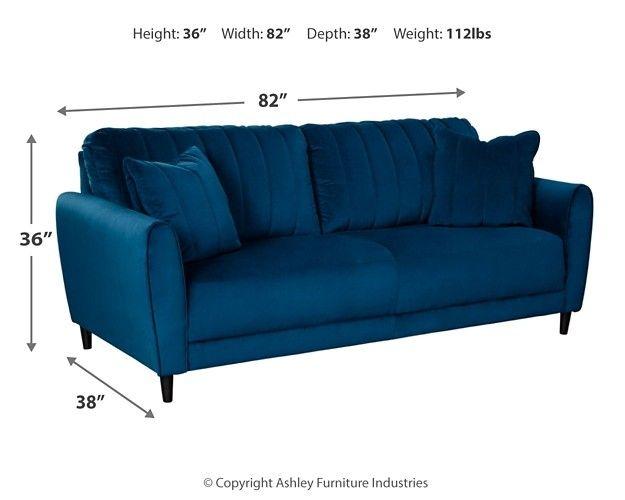 Enderlin Sofa 1780138 Sofas L, L Fish Furniture Indianapolis