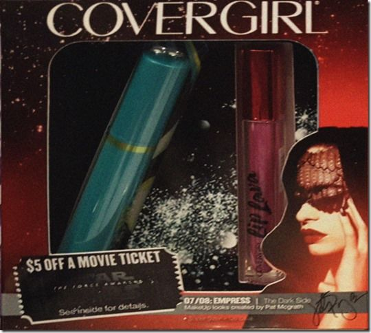 Star Wars and COVERGIRL Cosmetics Create A Collection That Is Out Of This World!