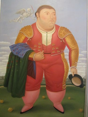 Fernando Botero 'Matador'