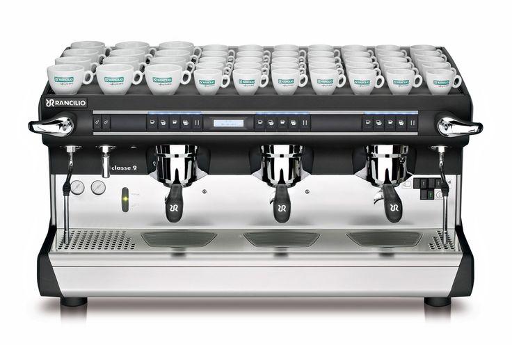 #Rancilio Class 9 USB 3-grupowy  #WeBrew #Kawa #Design   www.WeBrew.coffee