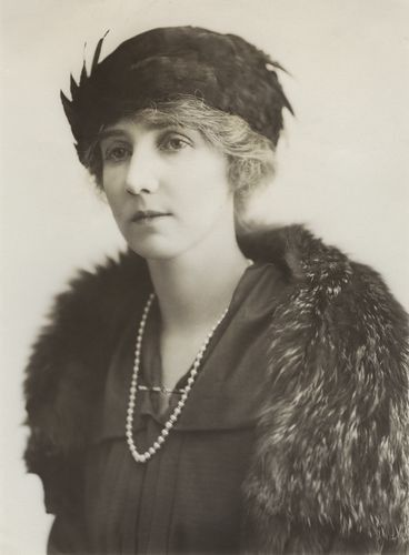"""Titanic Survivor The Countess of Rothes..  """"I was in command, but I had to row, and I wanted some one at the tiller. And I saw the way she was carrying herself, and I heard the quiet, determined way she spoke to the others, and I knew she was more of a man than any we had on board."""
