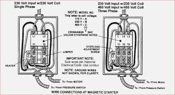 Wiring Diagram For 220 Volt Air Compressor