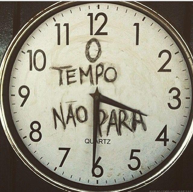 O Tempo Não Para ! #frases #cazuza