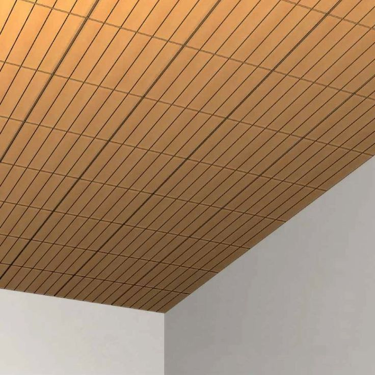 Rustic Suspended Ceiling Tiles
