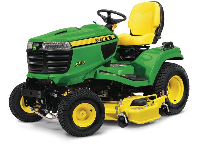 Riding Lawn Mower | X730 | JohnDeere US