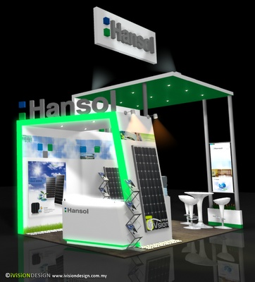#Exhibition Booth Design