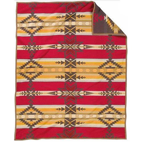 Pendleton Blankets Gatekeeper Heritage Wool Blanket