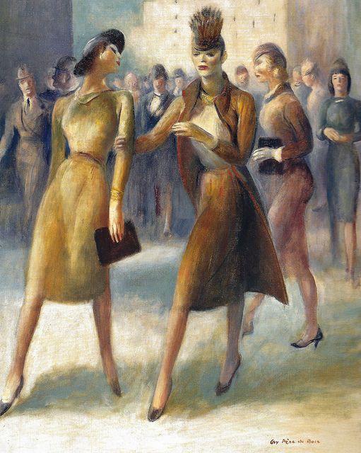 American Painter Guy Pène du Bois (1884–1958)