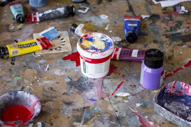 ArtBanana: Nahlížení do ateliérů | Ateliér Lucie Jindrak Skřivánkové