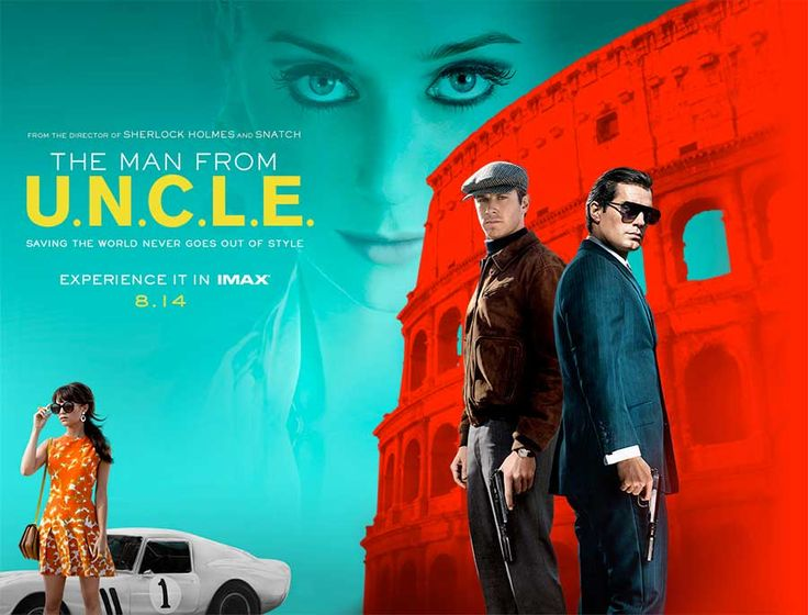 Poster Image Starring:Henry Cavill,Armie Hammer,Alicia Vikander,Elizabeth Debicki,Jared Harris Hugh Grant Directed by:Guy Ritchie Distributed by:Warner Bros. Pictures. Release Date: August 14 2015. The Man From Uncle Trailer was last modified: February 7th, 2016 by Kaarle Aaron
