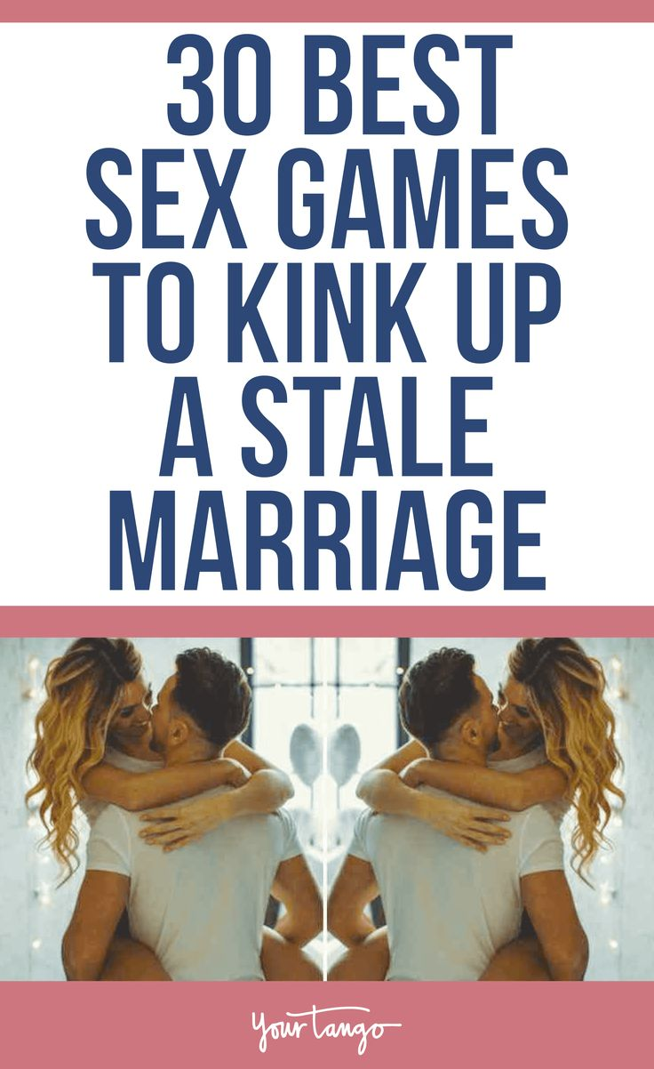 30 Best Sex Games To Kink Up A Stale Marriage