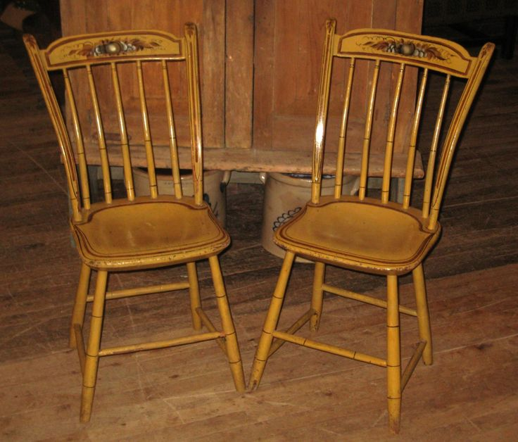 Pair Federal Chairs - 58 Best CHAIRS Images On Pinterest Prim Decor,  Primitive Decor And - American Antique Chairs Antique Furniture