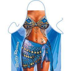 Delantal Sexy Danza del Vientre - Regalos007.com