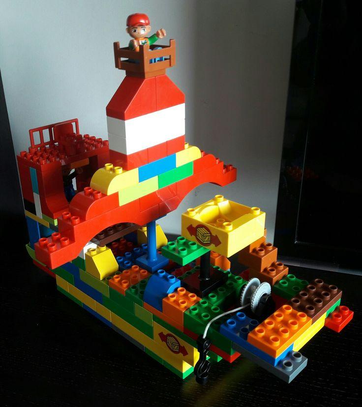 Pirate ship!! Yo ho
